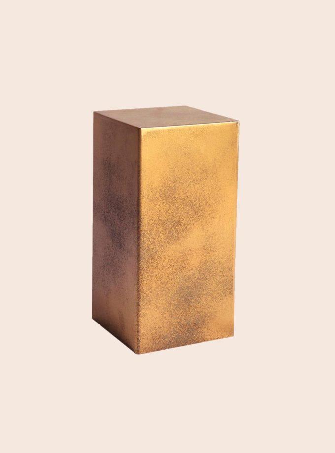moduli componibili soggiorno in foglia oro e ferro