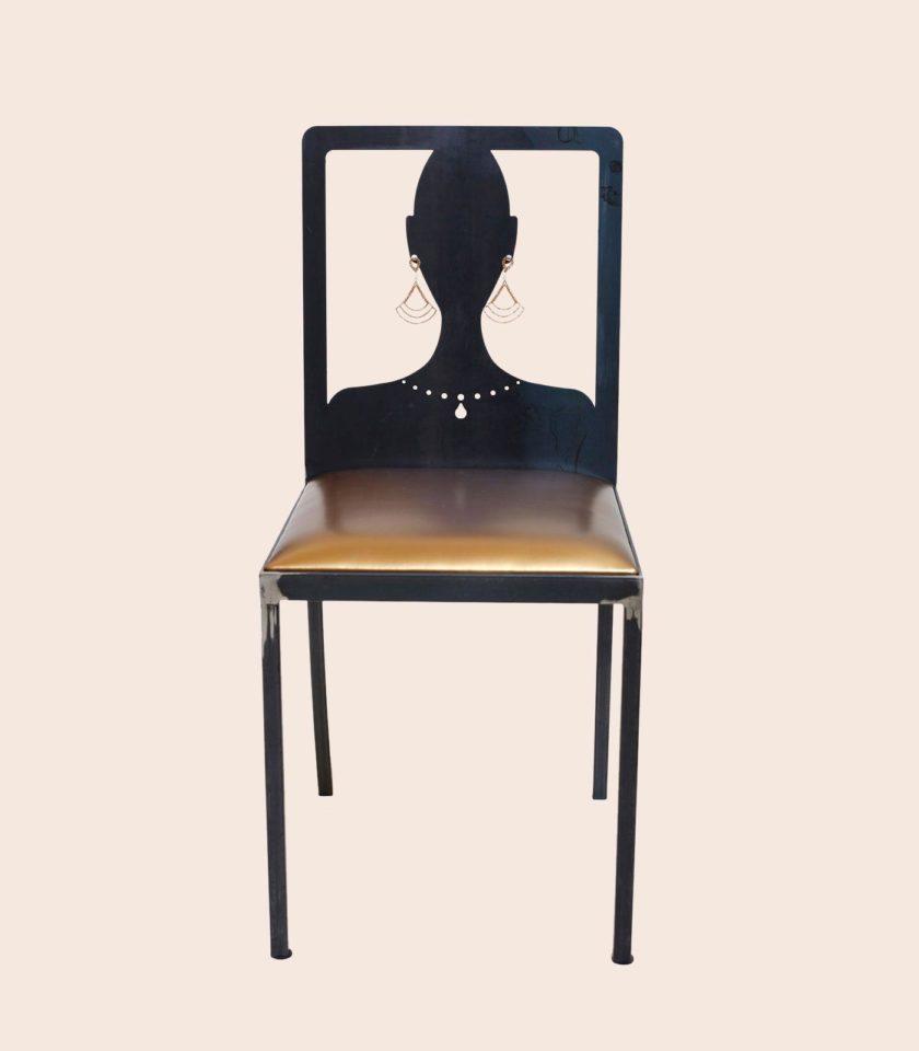 sedia moderna industriale femminile