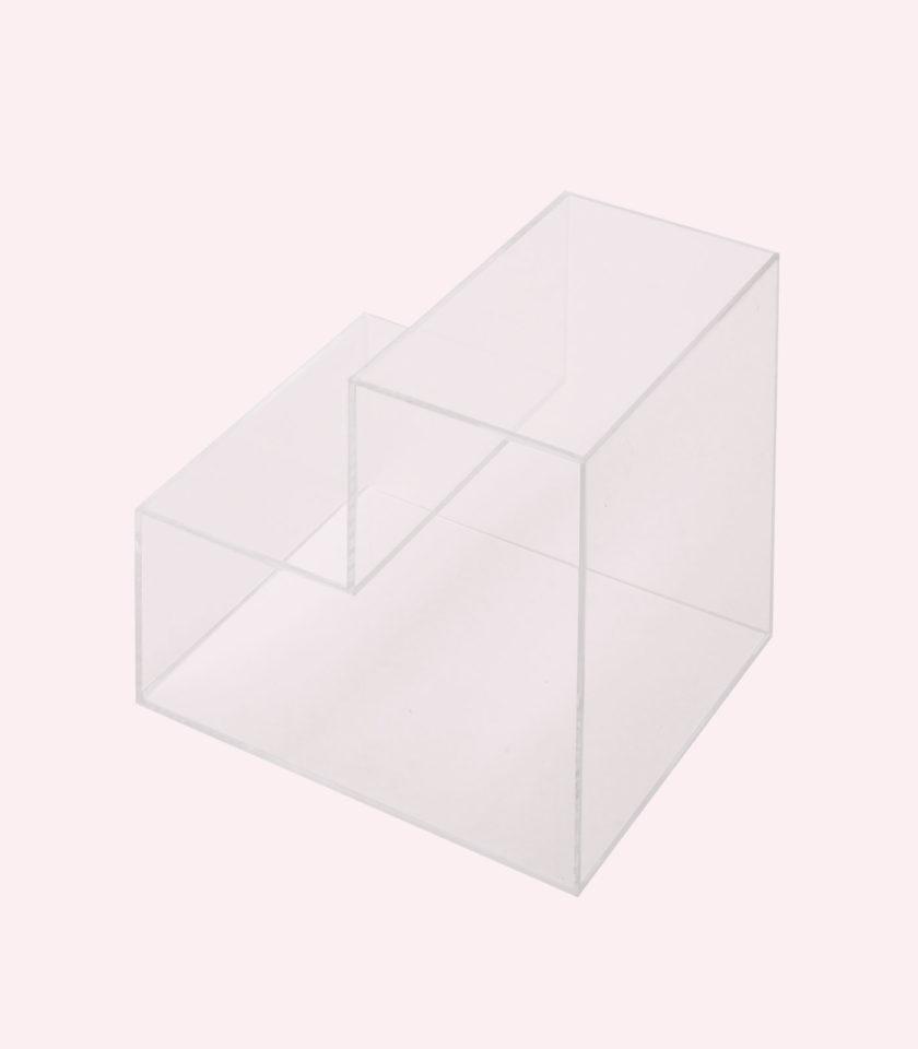 moduli componibili plexiglass