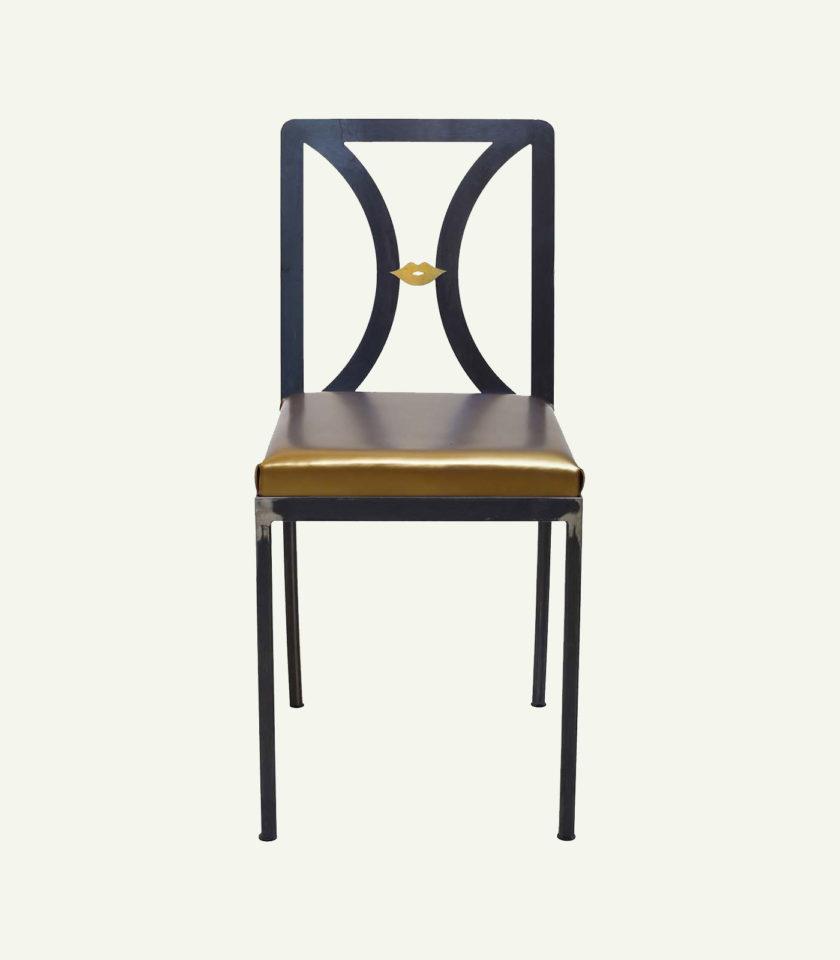 sedie ferro e pelle francescalevi
