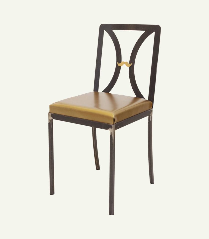 sedie industrial design uomo