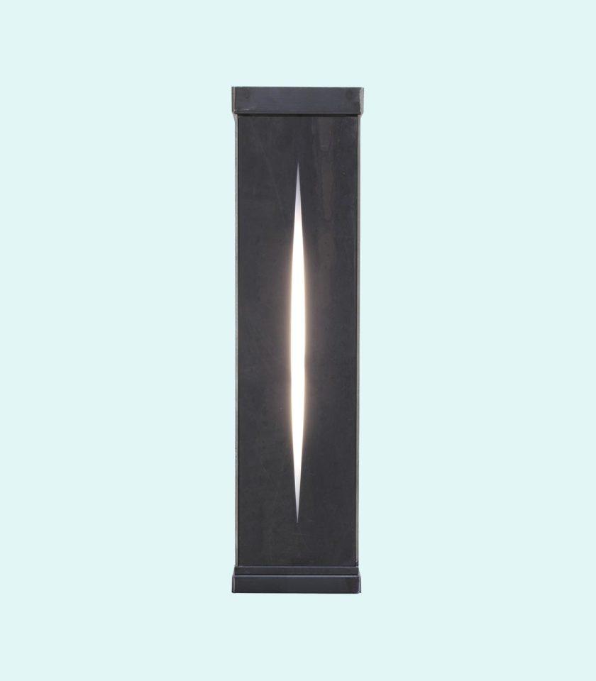 lampade moderne da comodino ferro