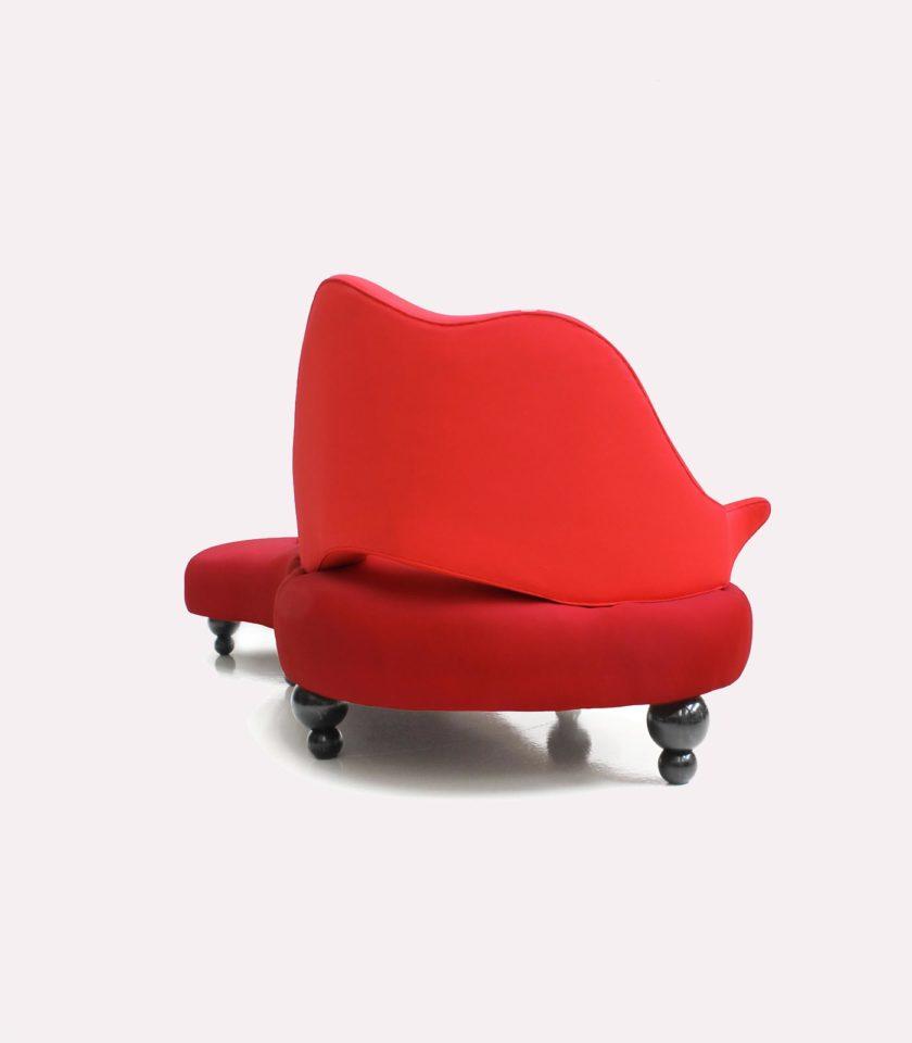 divani moderni in tessuto design