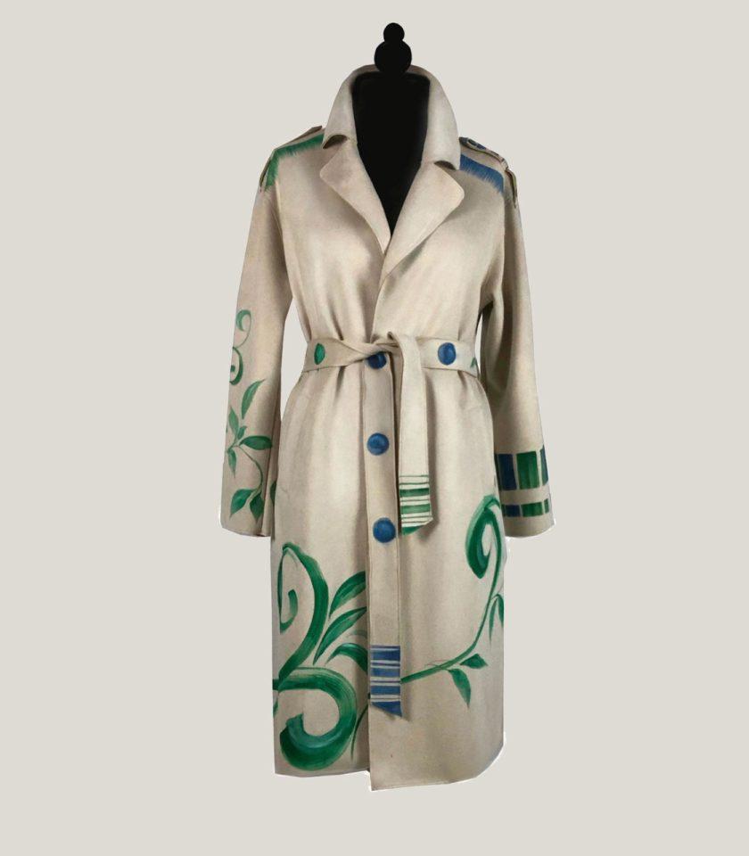 giacca spolverino donna